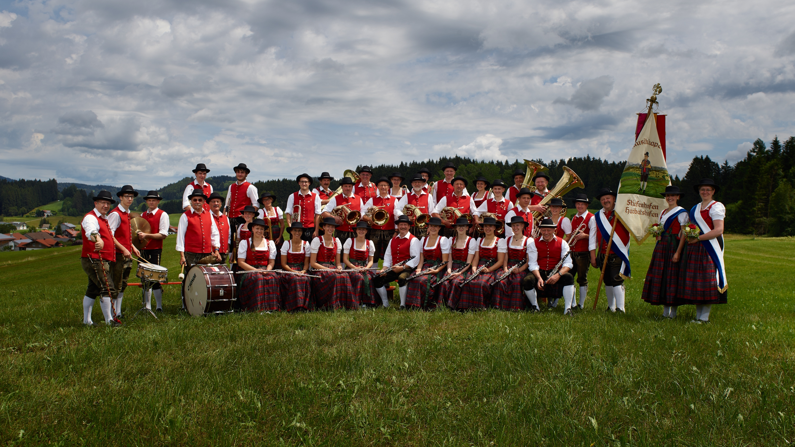 Jahreskonzert 2021 in Stiefenhofen