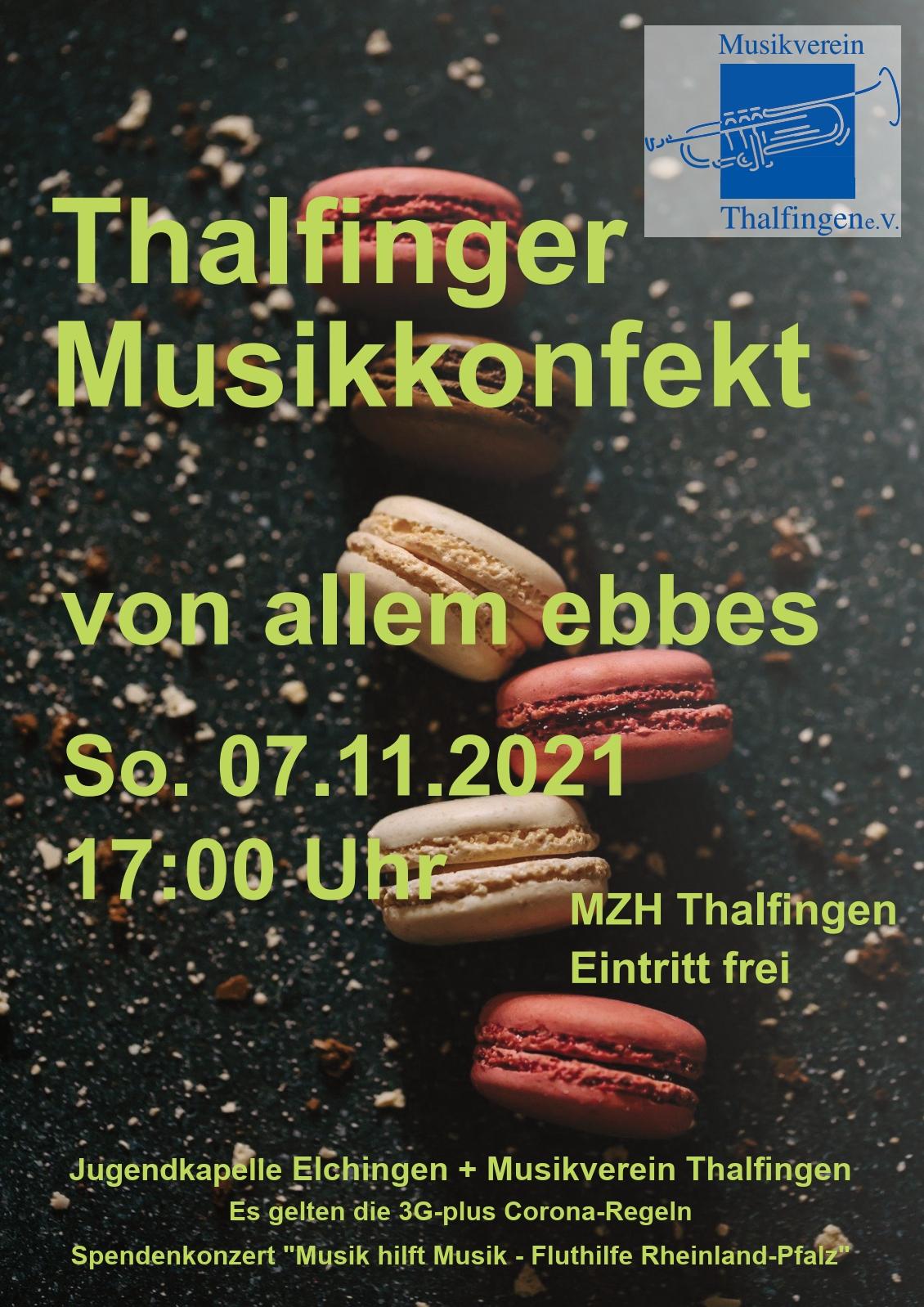 Thalfinger Musikkonfekt - von allem ebbes